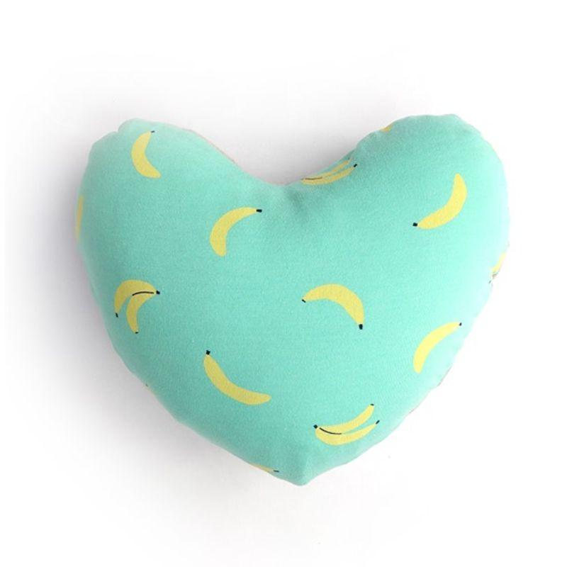 baby-fair Lagom Kids Comfy Banana Heart-S Pillow