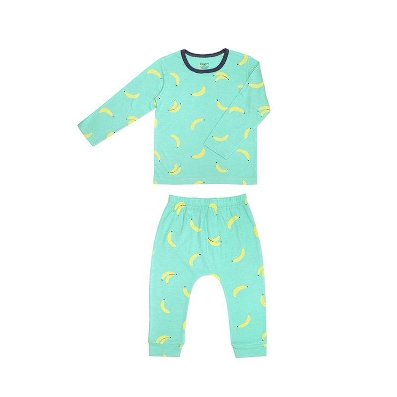 baby-fair Lagom Kids Comfy Banana 2pc Pajama