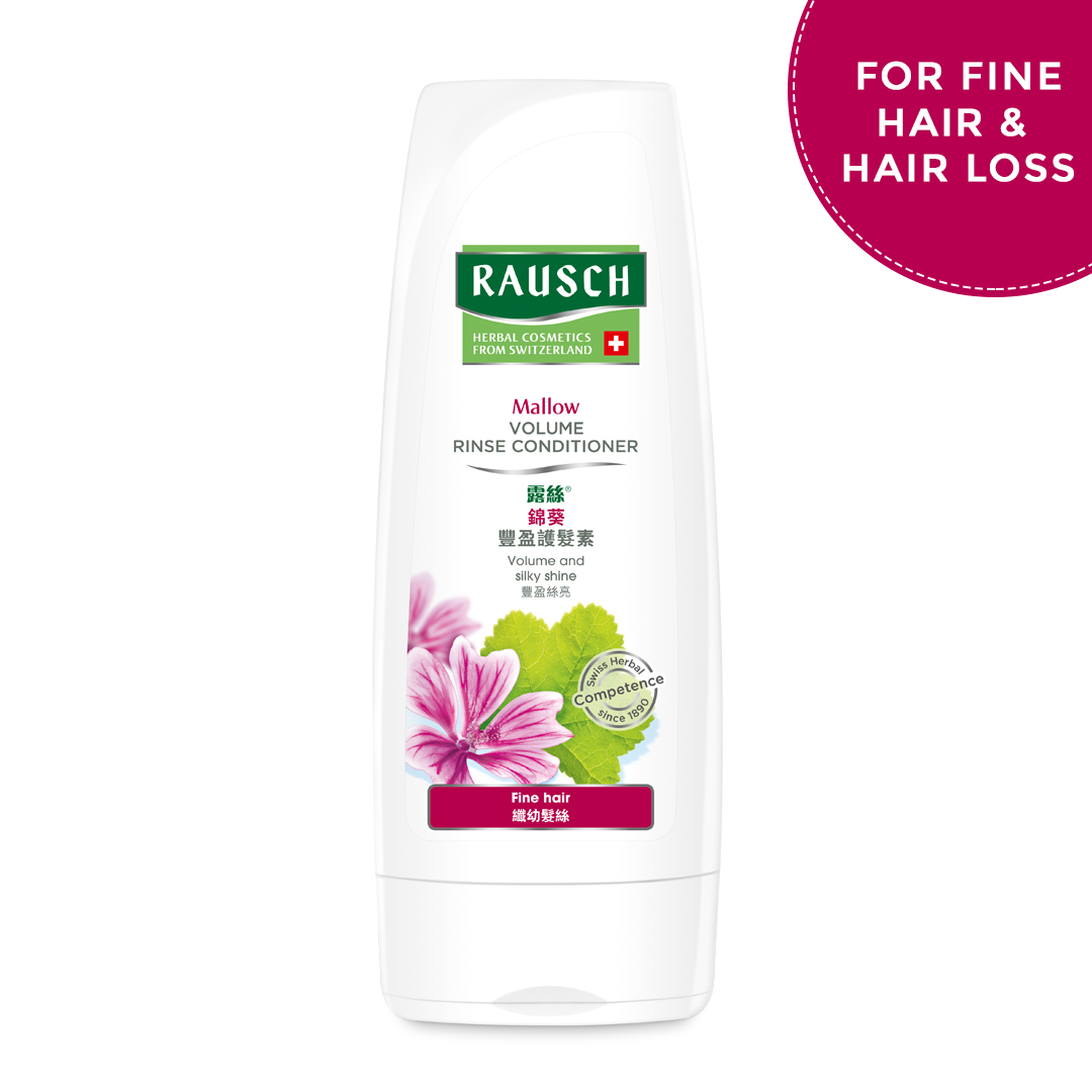 baby-fair Rausch Mallow Volume Rinse Conditioner 200ml