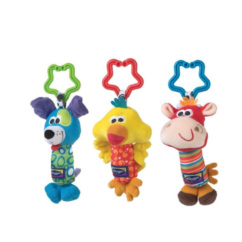 baby-fairPlaygro Tinkle Trio Toy