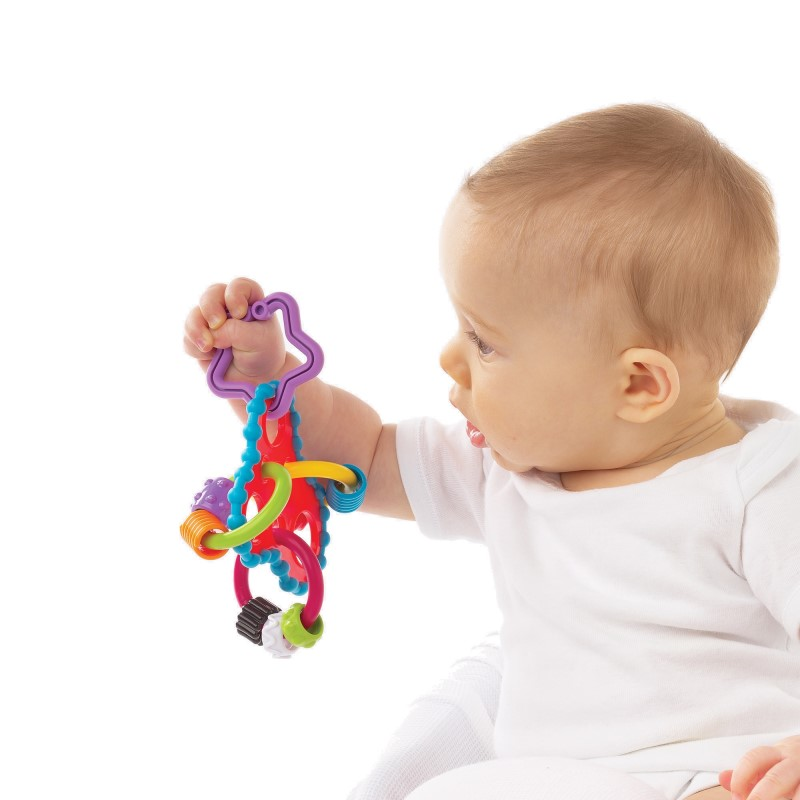 baby-fair Playgro Roundabout Rattle