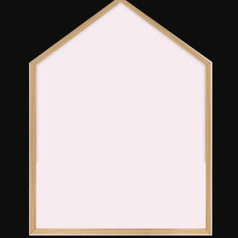 baby-fair Momsboard Reve House (L) - Baby Pink