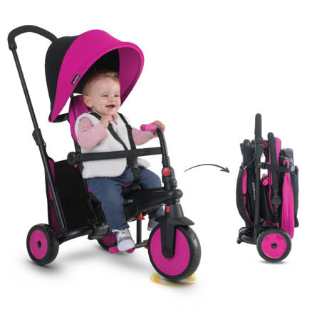 baby-fair(Coming Soon)[CLEARANCE] Smart Trike SmartFold 300 Plus + Free Travel Bag