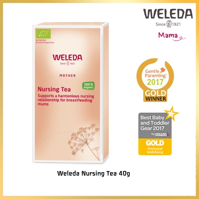 baby-fairWeleda Nursing Tea, 20 Teabags 40ml