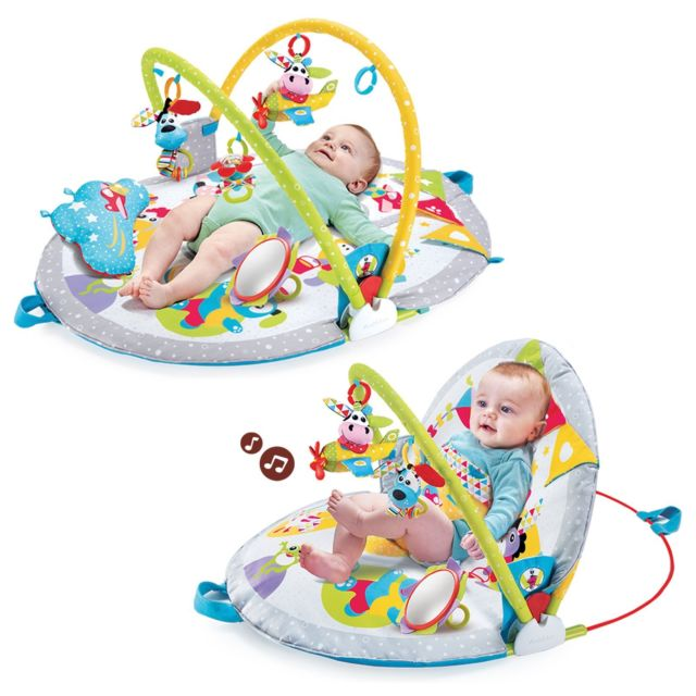Yookidoo Gymotion Lay To Sit-Up Playgym