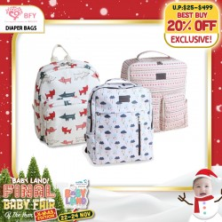 baby-fairBlessing For You Diaper Bag FULL RANGE