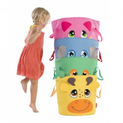 Okiedog Lil Pet Pals Storage Bin (Available in 4 Designs) BUY MORE SAVE MORE!!