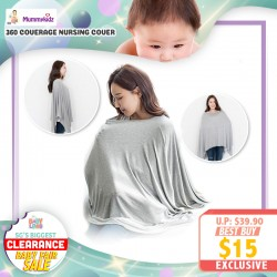 baby-fairMummykidz 360 Coverage Nursing Cover