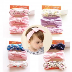 baby-fairBaby Gallery Baby Girl Hairbands (Bundle of 3) *ADDITIONAL OFF for EARLY BIRD Specials!