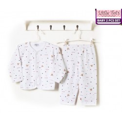 baby-fairLittle Tot's Baby 2pcs Set *BUY 5 FREE 1
