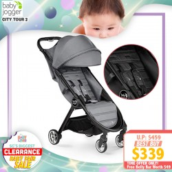 baby-fairBaby Jogger City Tour 2 Stroller