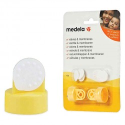 baby-fairMedela New Valves and Membranes Set of 2 (BUY MORE SAVE MORE)